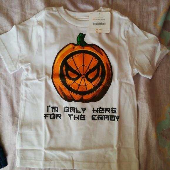 Marvel Other - Marvel comics halloween T-shirt boys